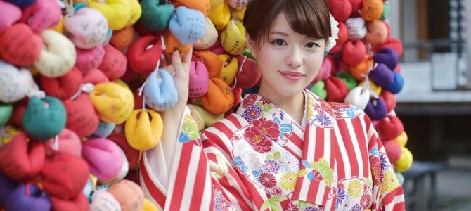 【京都観光情報】インスタグラムで大人気!ローズすぐの八坂庚申堂