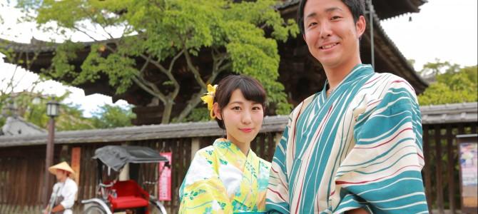 【京都観光情報】毎月21日に東寺(教王護国寺)境内で開催される「弘法市」