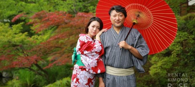 【京都観光情報】8月11・12・13・18日 高台寺・夕涼み浴衣の茶会