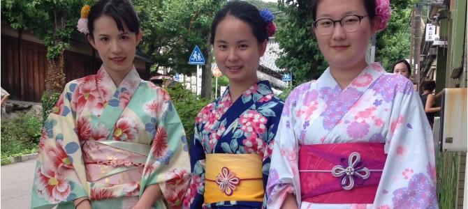 仲良し3人組で京都旅行🍵