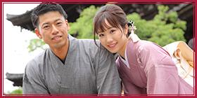 写真:京都観光地ロケーション撮影