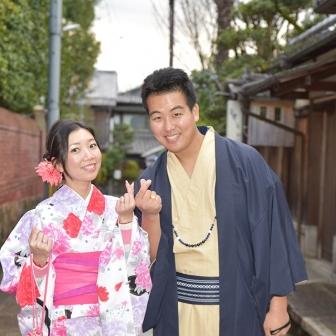 写真:海外のカップル様♡東山エリア