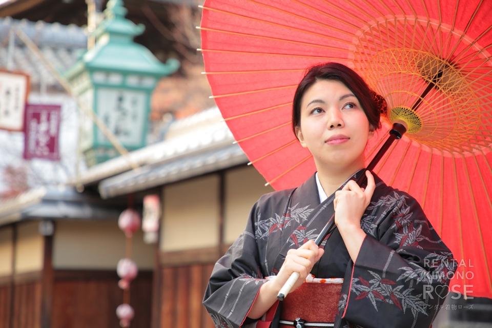写真:京都で一人旅☆東山エリアロケーション撮影♪
