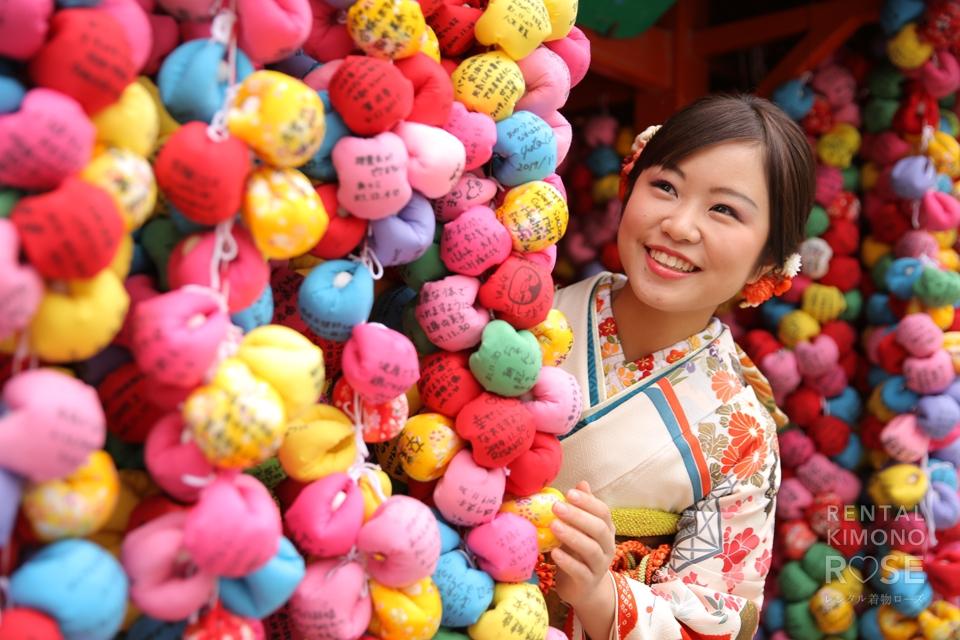 写真:京都東山で持ち込み振袖撮影