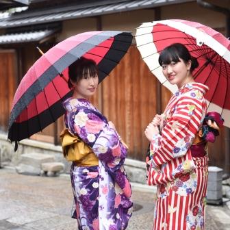 写真:仲良し女子2人♡東山散策記!