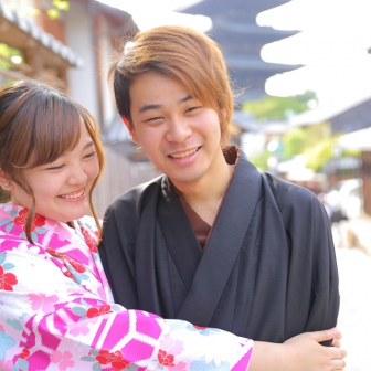 写真:溢れ出る笑顔は幸せの証♡いちゃラブカップル様に密着ヾ(*・∀・)/