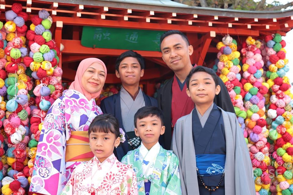 写真:海外から京都東山ロケーション撮影〜☆