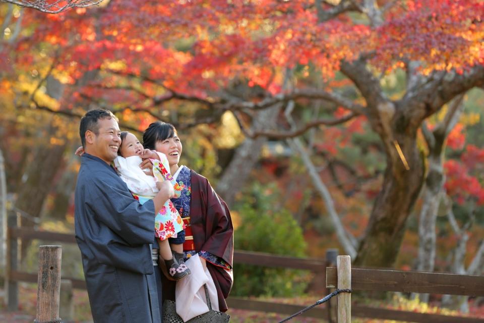 京都・東山の円山公園