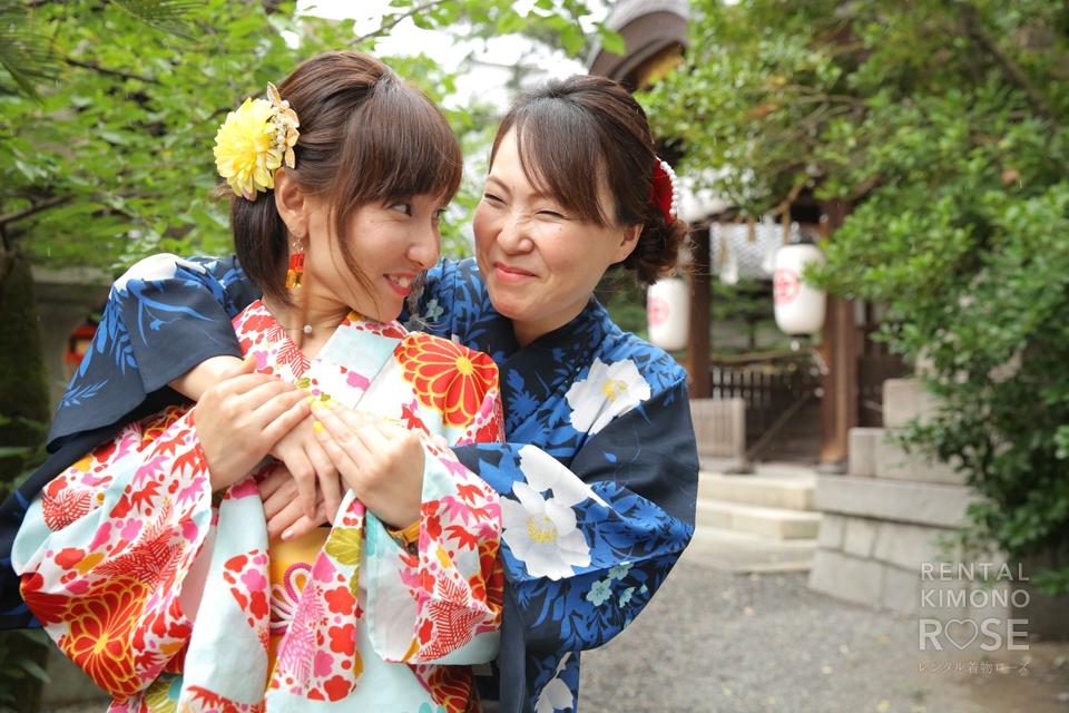 写真:友人と!家族と!京都東山ロケーション撮影☆