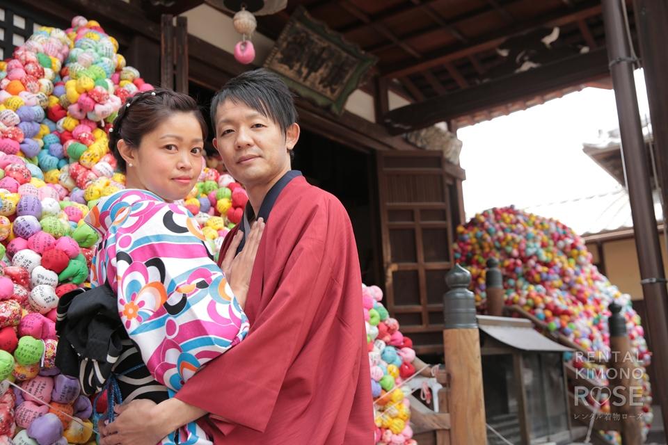 写真:家族旅行でゆく、京都東山ロケ撮☆