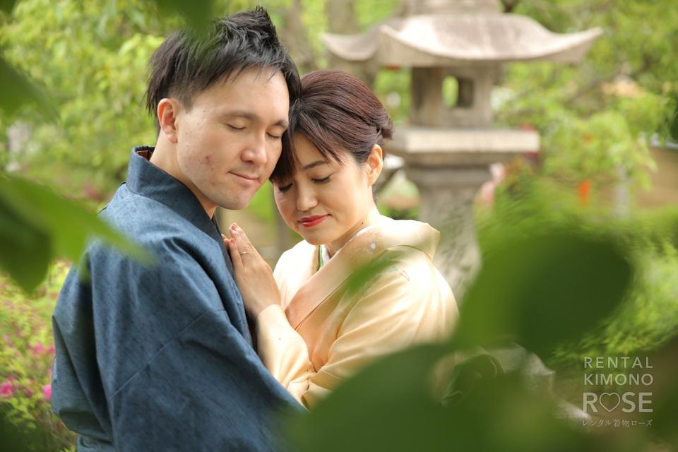 写真:in 京都東山 ご夫婦でのロケーション撮影♡