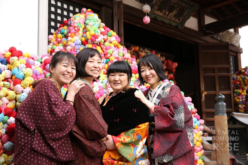 写真:仲良し女子旅☆で京都東山ロケーション撮影!