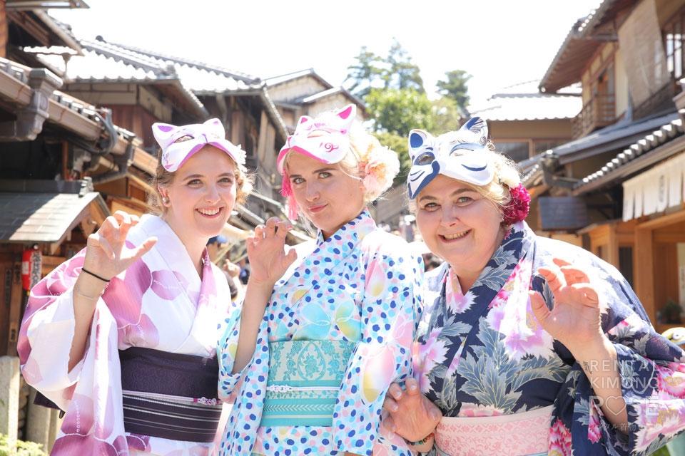 写真:夏の京都・海外のお客様と観光ロケ撮プラン♪