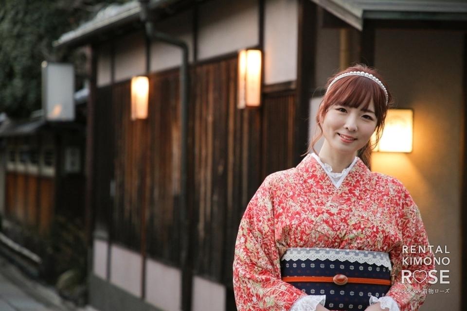 写真:京都・八坂庚申堂や二年坂で浪漫プラン+観光ロケーション撮影