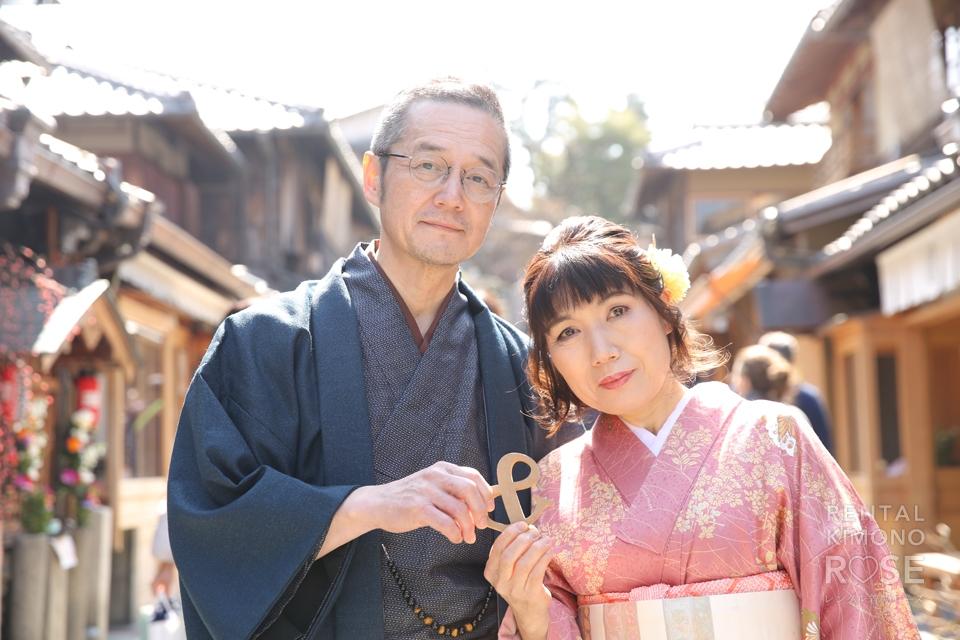 写真:大人の京都散策に、東山ロケーション撮影☆