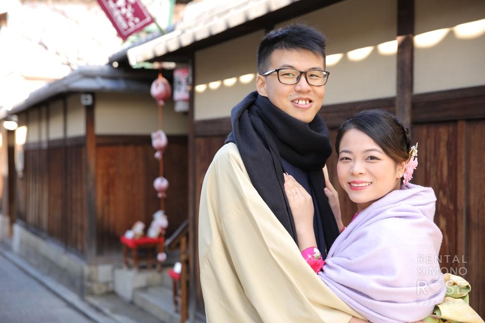 写真:海外から京都東山ロケ撮☆