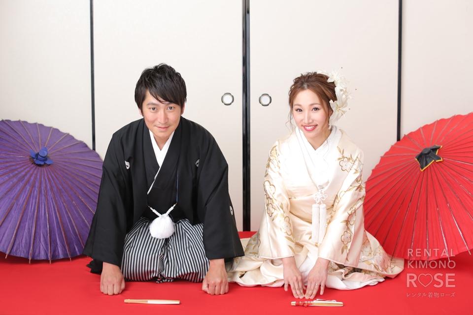 写真:5月の晴れの日!京都東山で婚礼前撮り☆