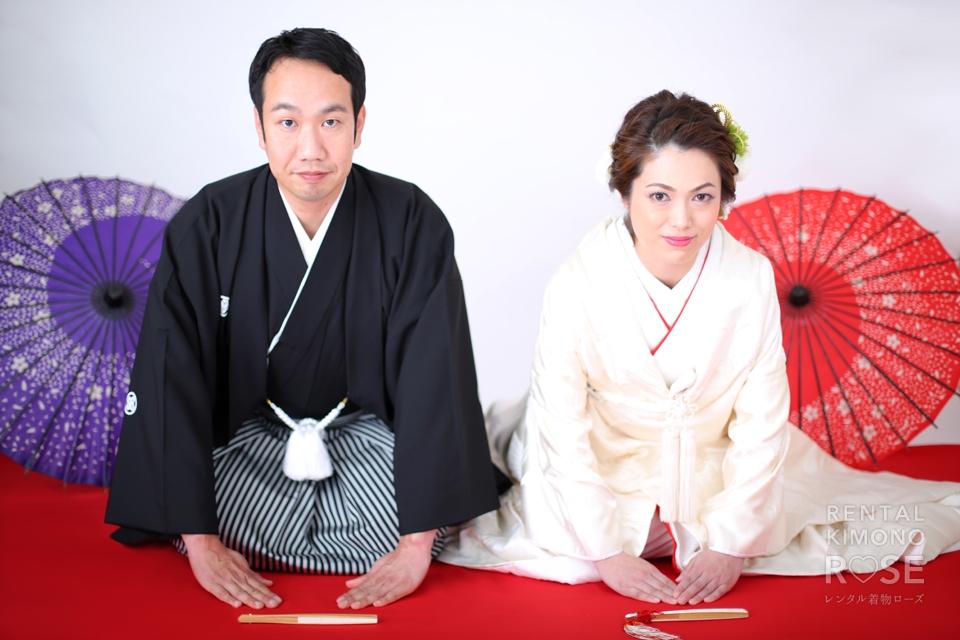 写真:和装前撮りロケーション撮影プラン一日一組様限定!京都東山エリアで和装婚礼向け撮影☆