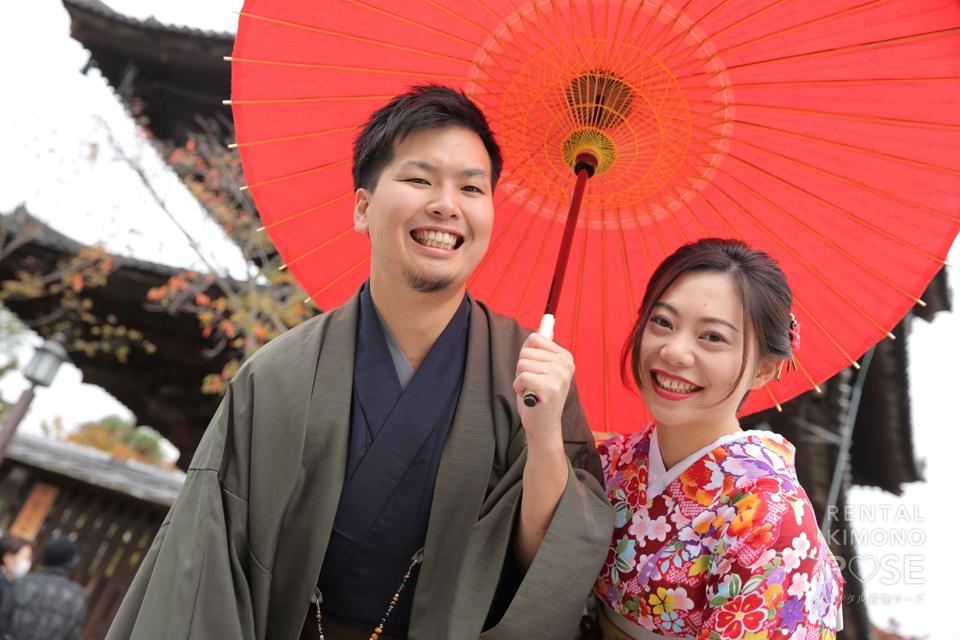 写真:結婚式の素材取り×東山ロケ撮☆