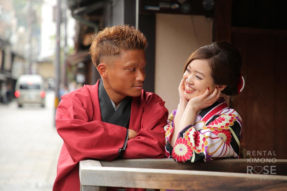 写真:祇園デートでロケ撮☆