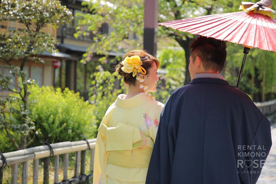 写真:祇園ロケーション撮影☆