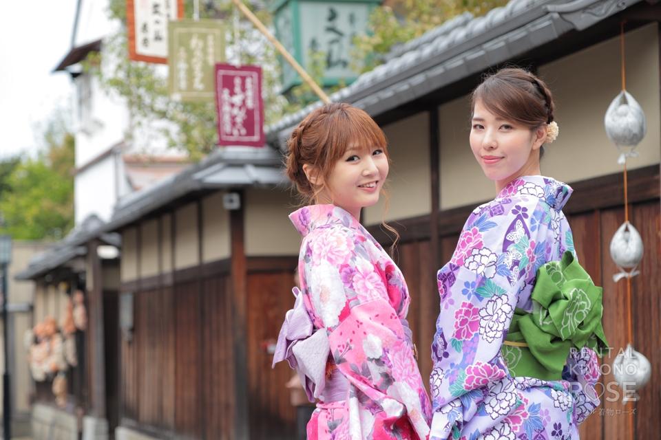 写真:東山女子旅ロケーション撮影☆
