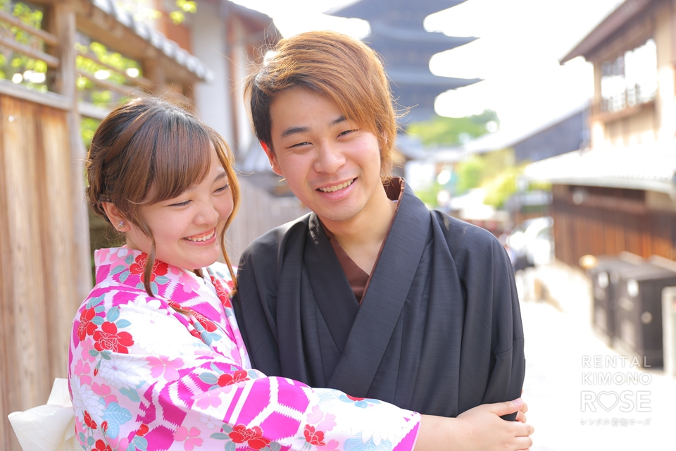 写真:溢れ出る笑顔は幸せの証♡いちゃラブカップルに密着