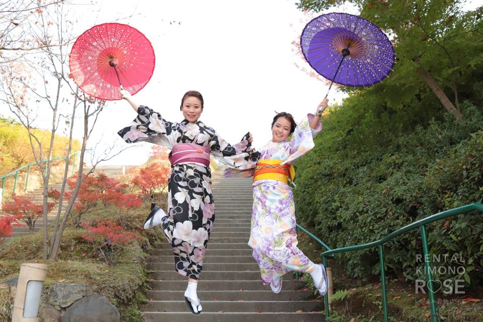写真:京都東山ロケーション撮影×女子旅♪