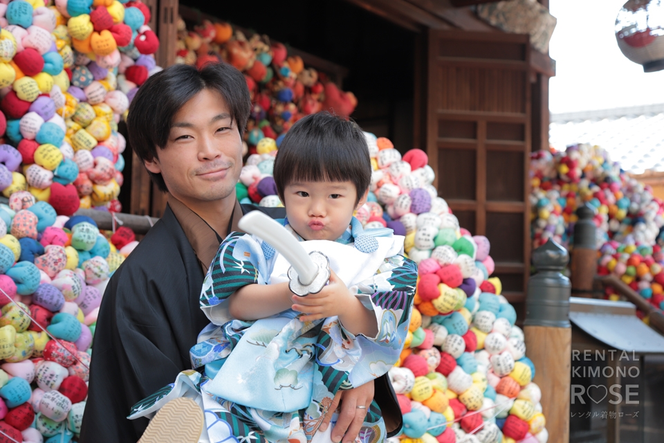 写真:家族で京都東山散策×ロケーション撮影♪
