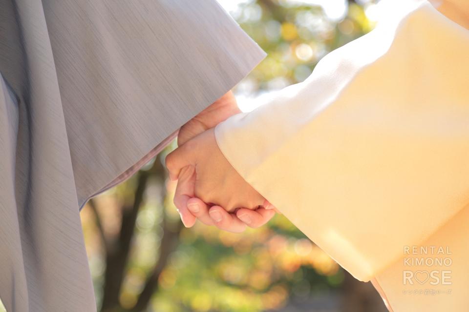 写真:新婚さん×ロケ撮♥︎