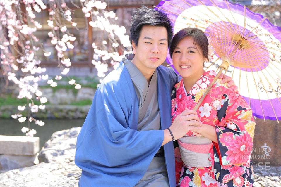 写真:心優しい外国からのカップル様(o´艸`)