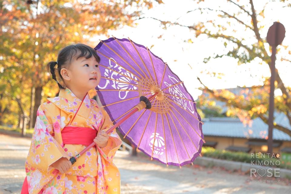 写真:家族旅行で東山ロケ撮☆