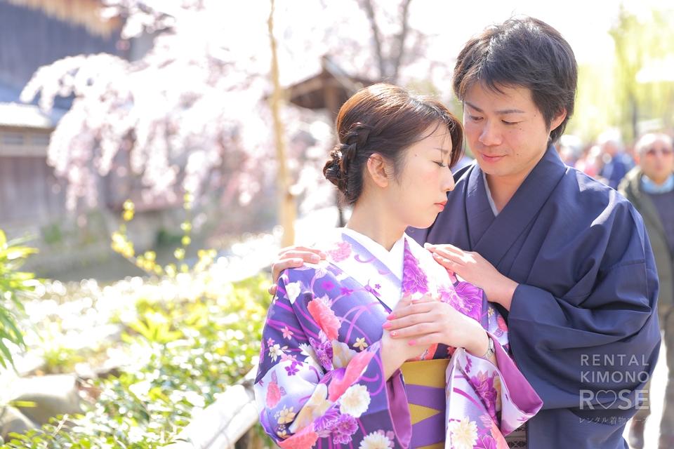 写真:ふわふわ桜サプライズ!┗(`・ω・´)┛