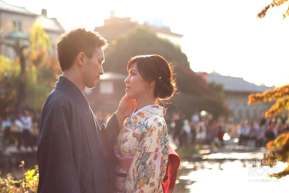 写真:新婚さんと京都東山ロケーション撮影♥︎
