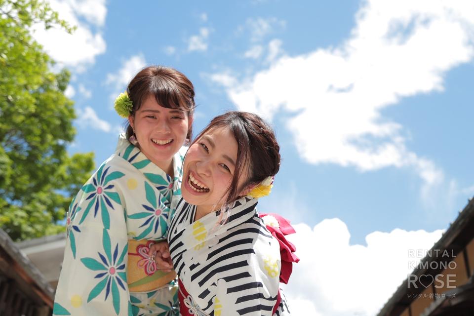 写真:初夏の東山女子旅をロケ撮!