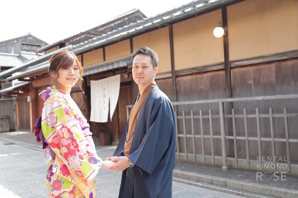 写真:結婚式の前撮り×東山ロケ撮♥︎