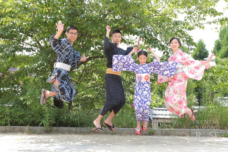 写真:海外から日本・京都旅行で東山ロケ撮影★